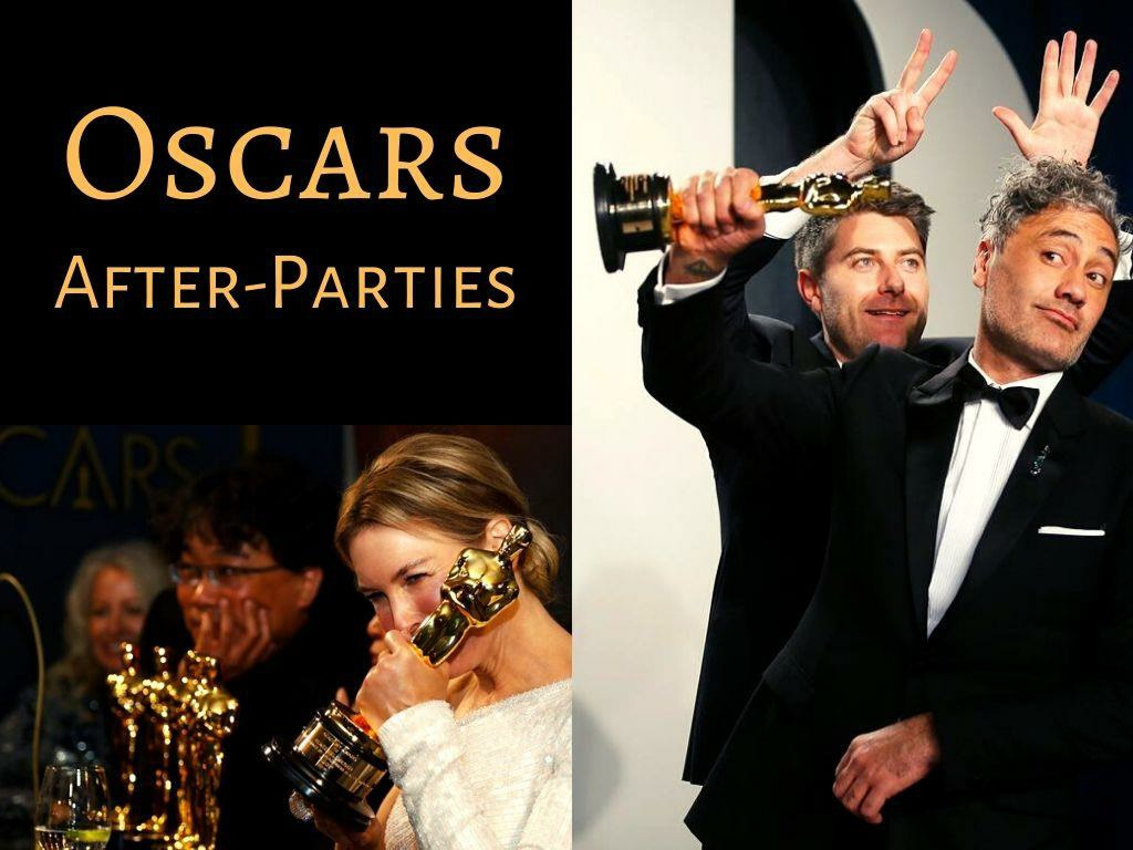 oscars after parties l.