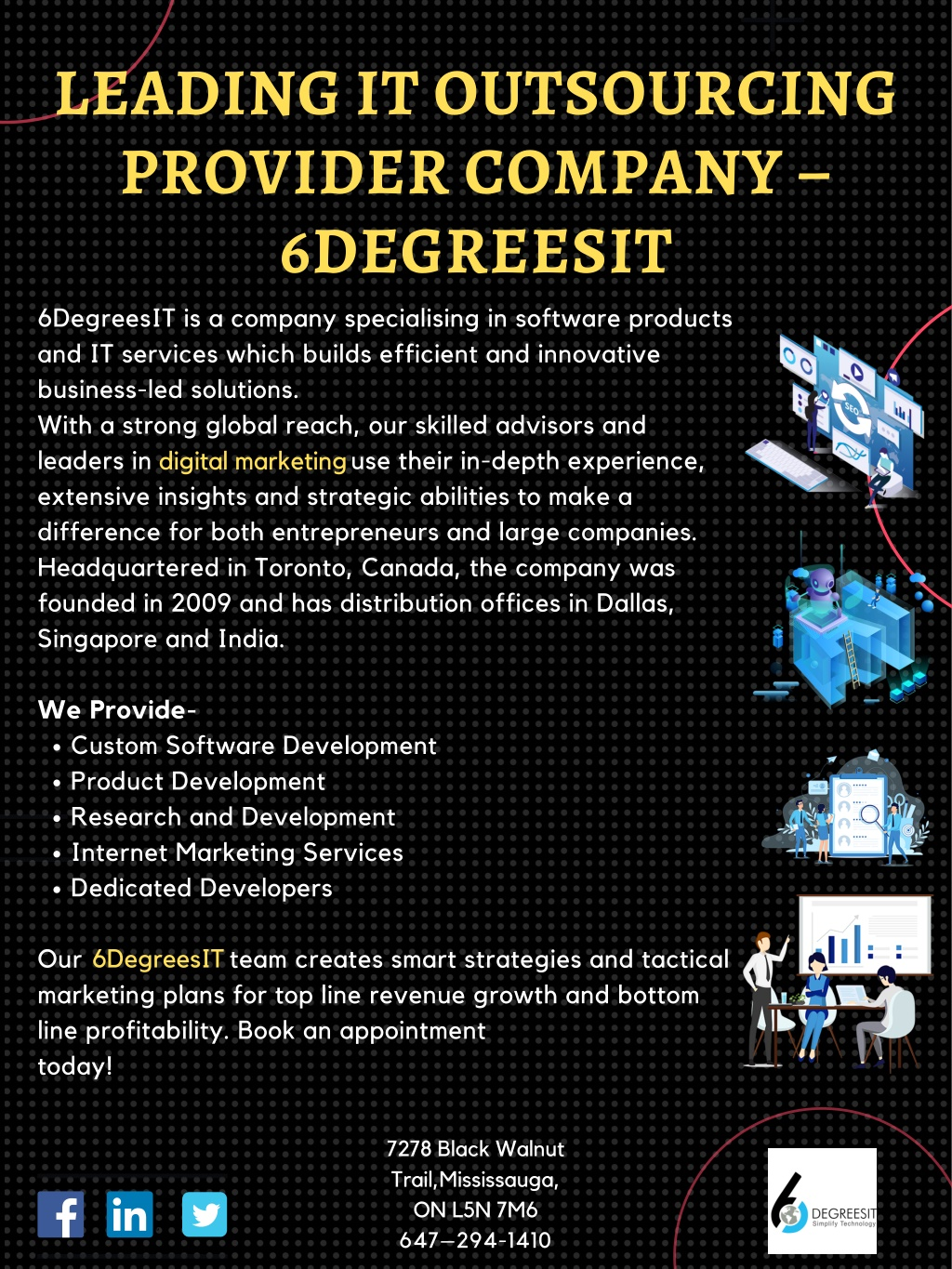 leading it outsourcing provider company l.