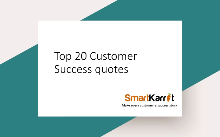 top 20 customer success quotes n.