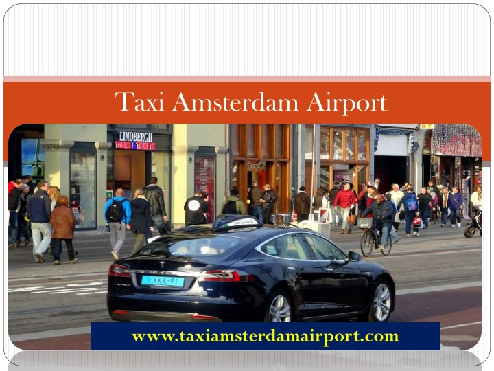 taxi amsterdam airport n.