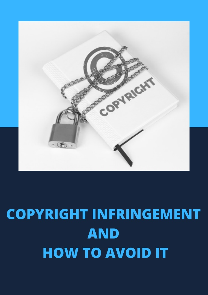 copyright infringement and how to avoid it n.