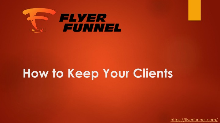 how to keep your clients n.