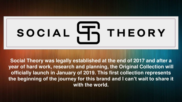 social theory was legally established n.
