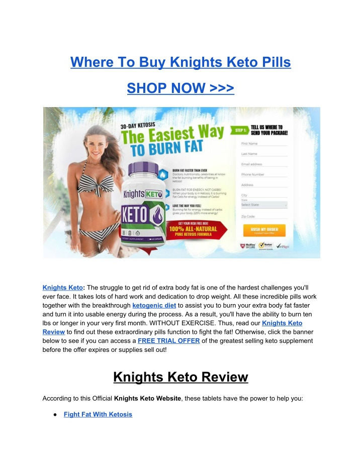 where to buy knights keto pills n.