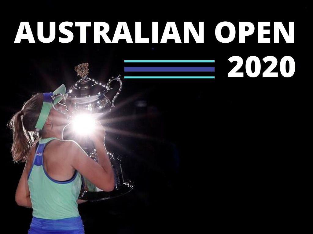 best of the australian open l.