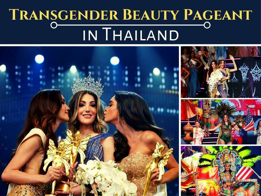 transgender beauty pageant in thailand l.