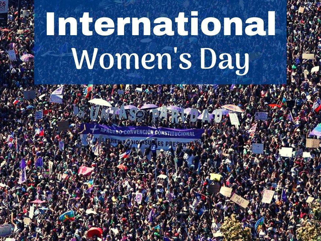 international women s day l.