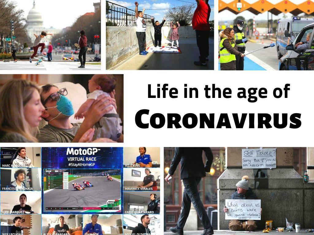 life in the age of coronavirus l.