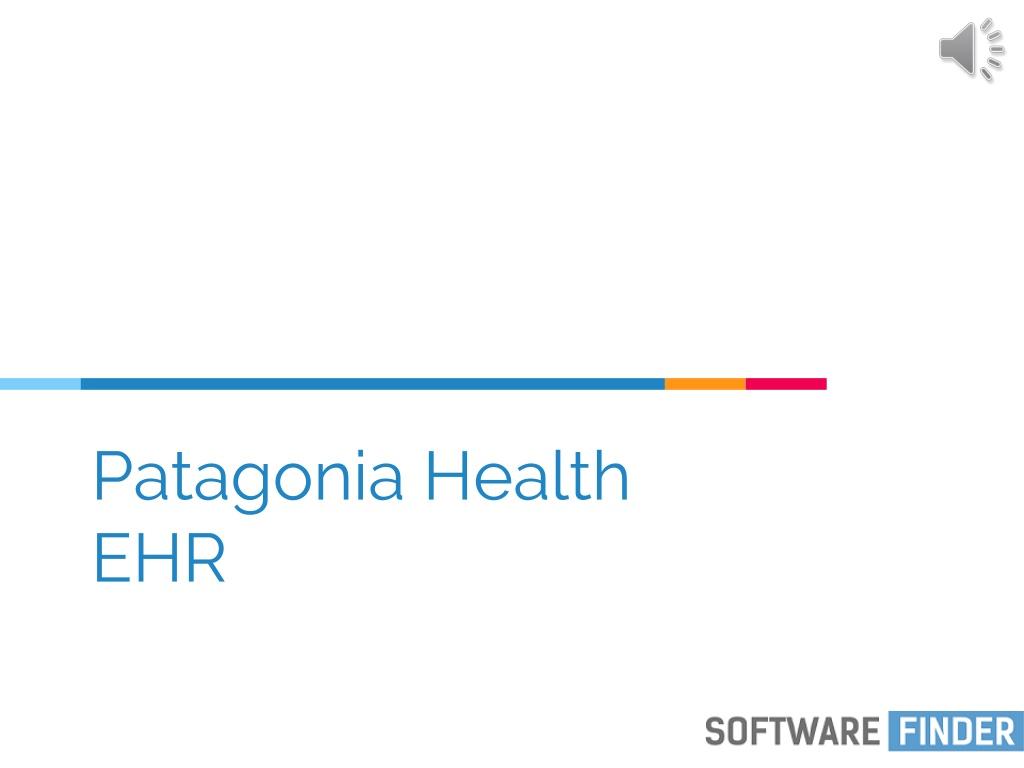 patagonia health ehr l.