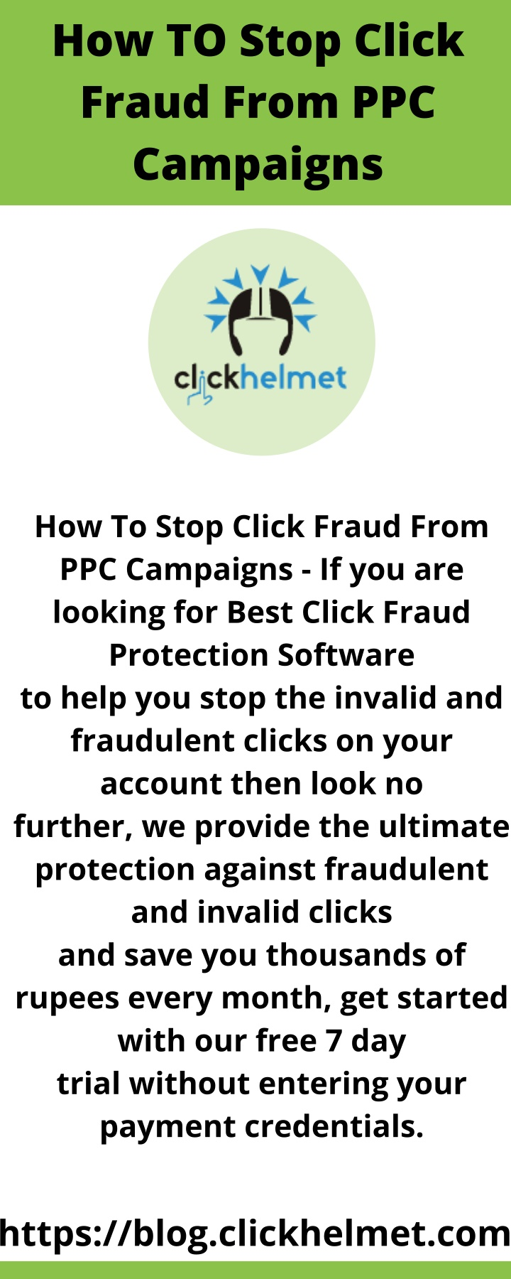 how to stop click fraud from ppc campaigns n.