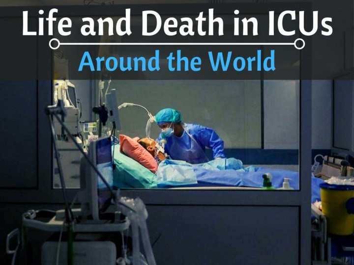 life and death in icus around the world n.
