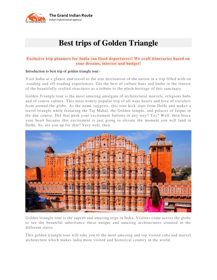 the grand indian route india s hybrid travel n.