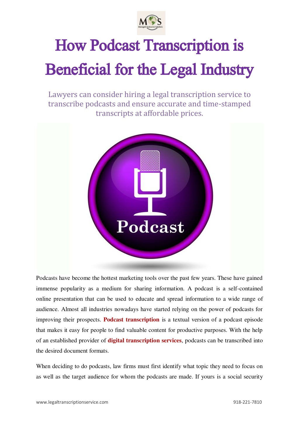 how podcast how podcast transcription l.