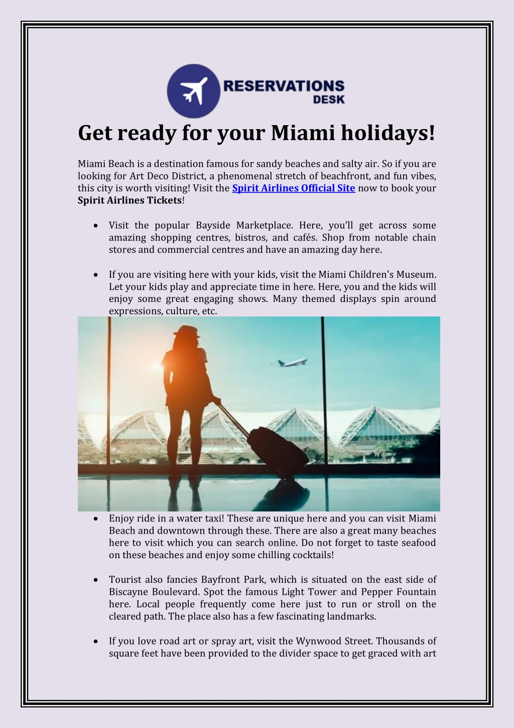 get ready for your miami holidays miami beach l.