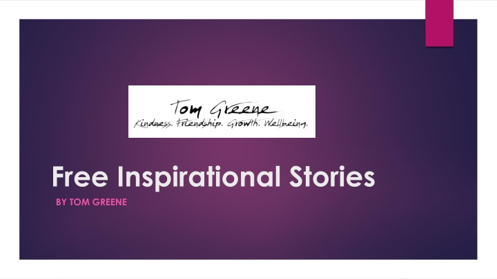 free inspirational stories n.