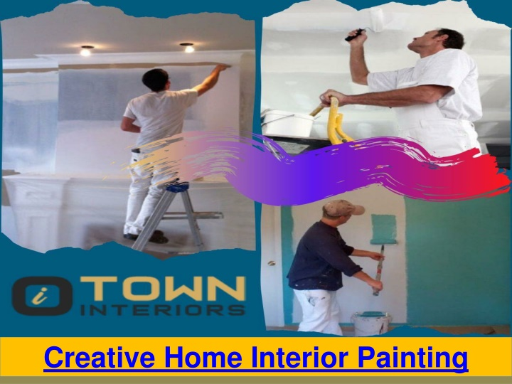creative home interior painting n.