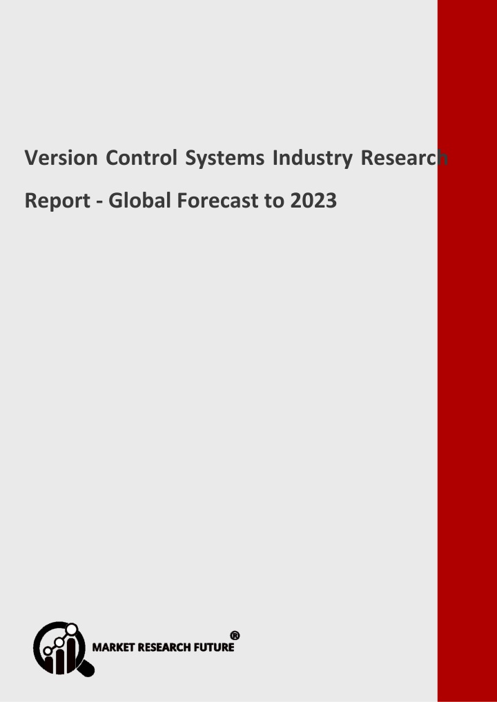 version control systems industry research report n.