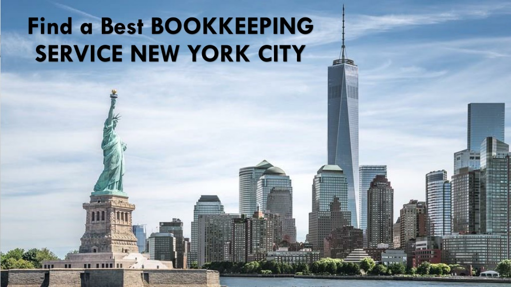 find a best bookkeeping service new york city l.