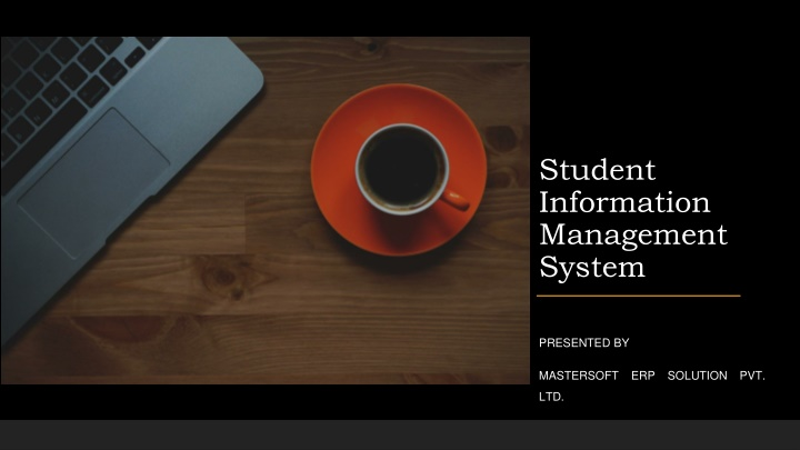 student information management system n.