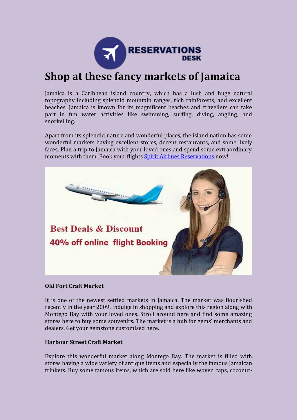 shop at these fancy markets of jamaica jamaica l.